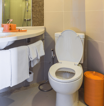 toilet repair plumbing services allentown pa