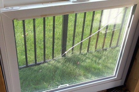 We are experts at double pane window repair