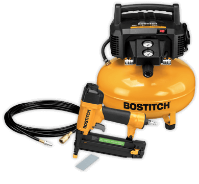Robinsons in Hudson and Framingham repairs stanley-bostitch compressor and nail guns