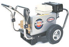 Pressure washers are easy to damage if you do not winterize them