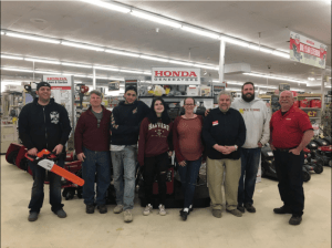 The staff of Robinsons Hardware & Rental Framingham Store