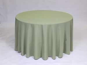 Sage tablecloth, linen and napkin rentals in Hudson and Framingham, MA