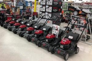 Honda lawn mowers in stock in Hudson, MA