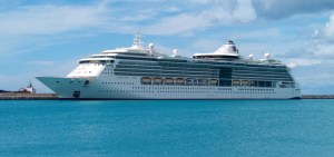 Serenade of the Seas in Barbados Novmber 2019