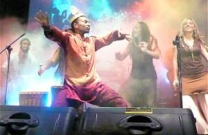 Akim Funk Buddha