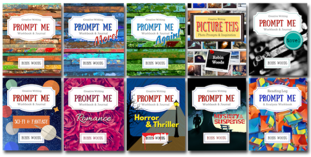Prompt Me Series Covers