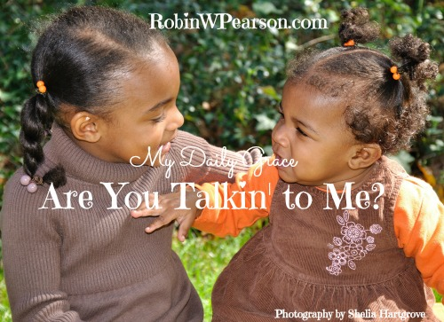 You Talkin' to Me?