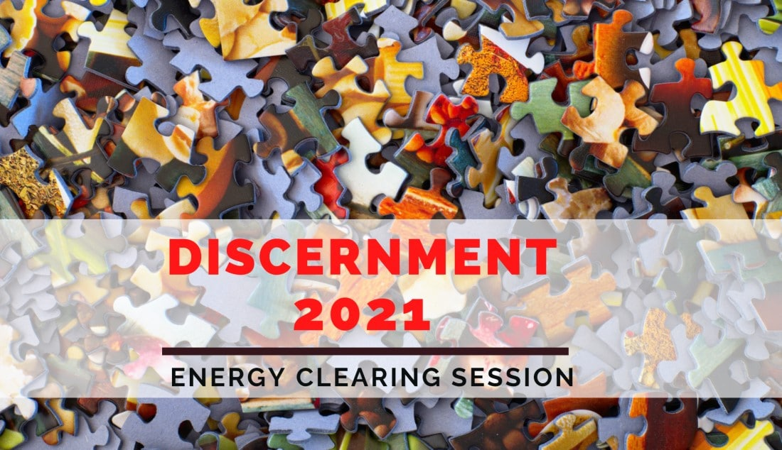 Discernment in 2021