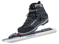 Zandstra Turskøyter med Alpina sko og BC binding