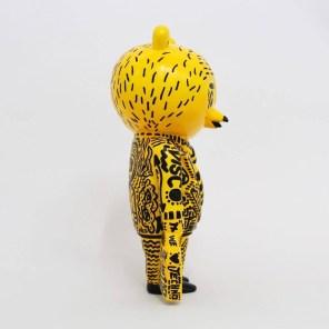Hand painted 'Friday Bear' ④