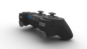 PS3 Controller: Back Left