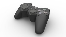PS3 Controller: Front Right