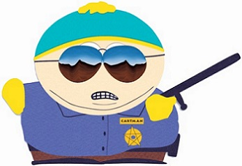 Cartman - festivly plump