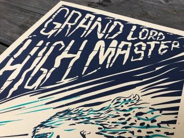 Grand Lord High Master Poster title