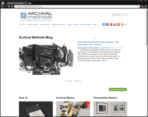 Archival Methods Blog