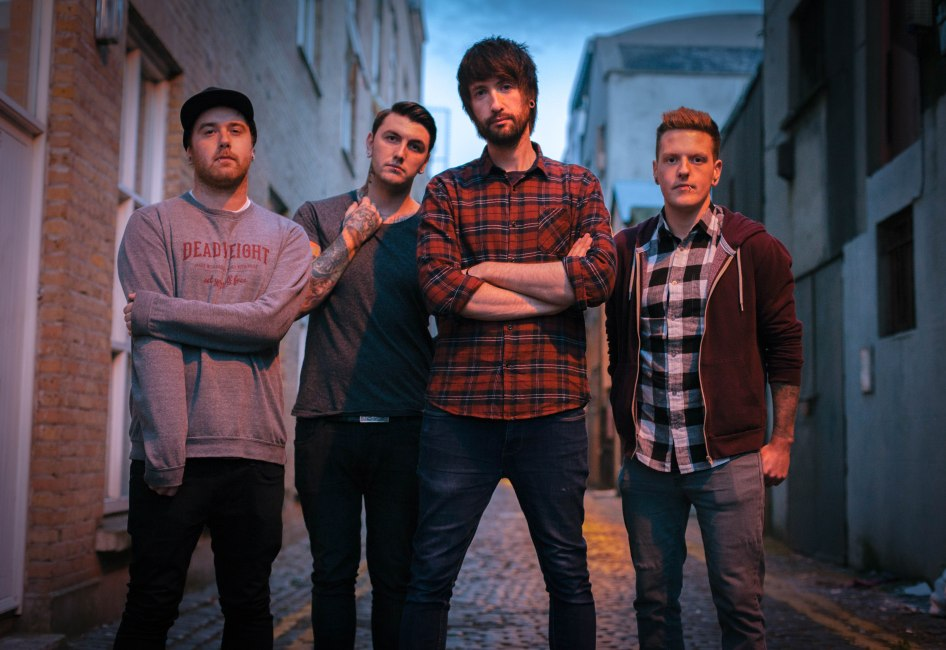A new Dublin rock act is on the scene