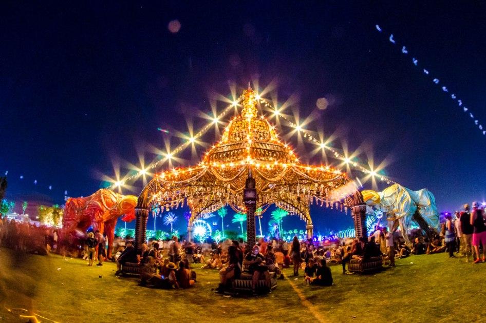 SHRINE INSTALLATION - Coachella 2015