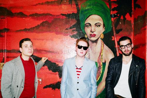 Two Door Cinema Club announce third album completion.