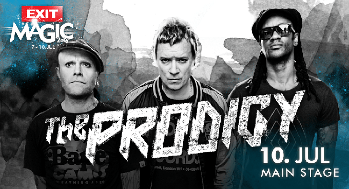 Exit Festival 2016 - The Prodigy.