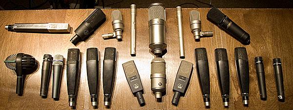 Project Studio Upgrades, Pt. 1 - Microphones (1/6)
