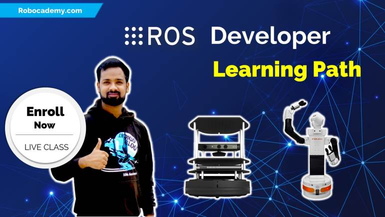 Enroll in ROS Developer Learning Path