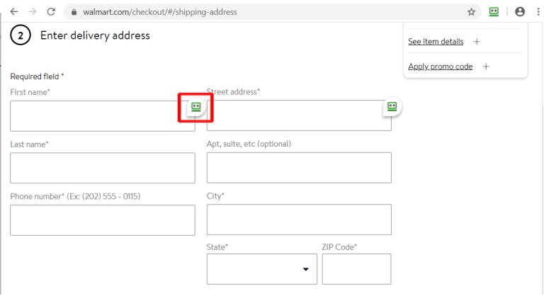 RoboForm Inline AutoFill Simplifies Completing Online Forms