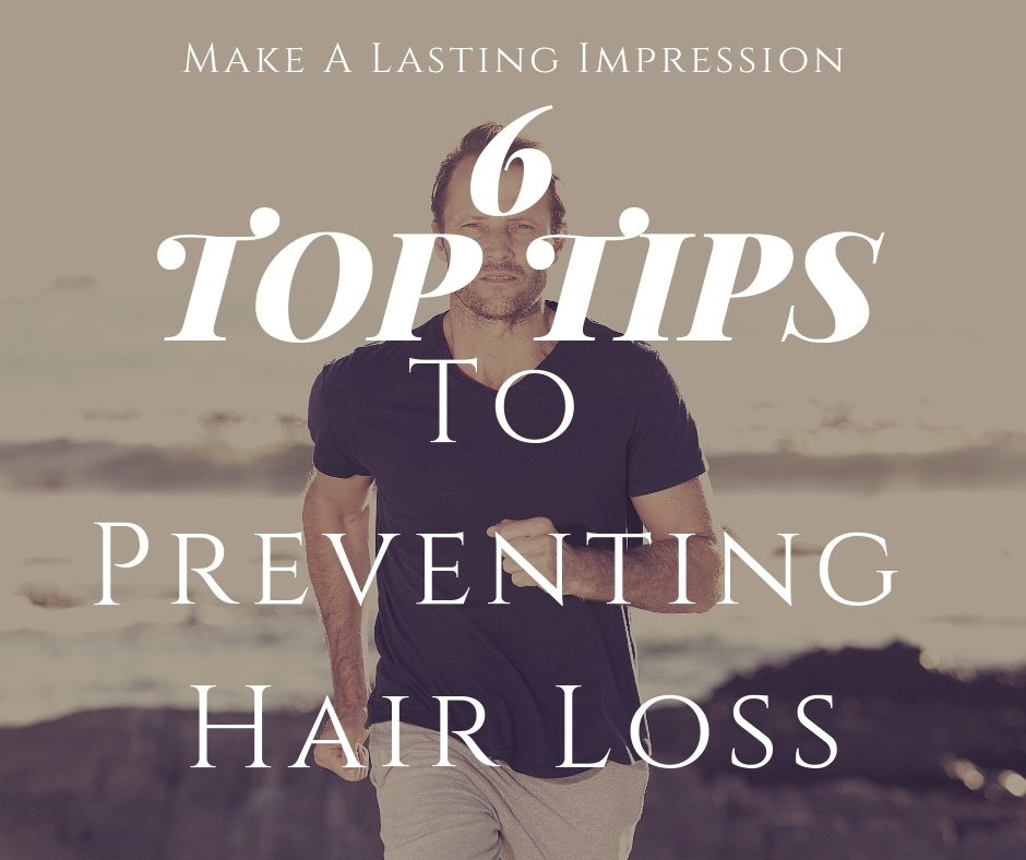 6 Top Tips For Preventing Hair Loss Robohair Boston