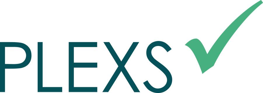 Het logo van Plexs