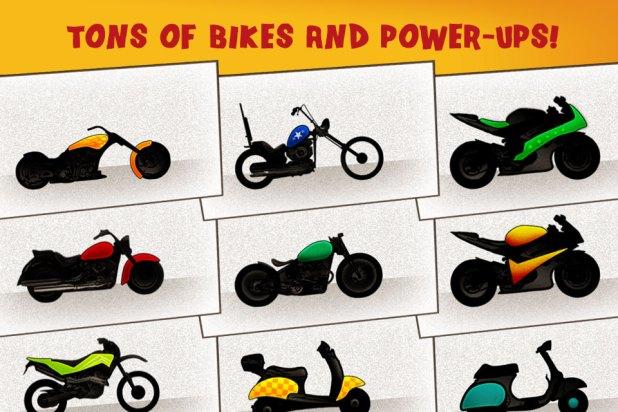 Games Racing Bikes