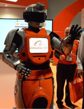 Robot - ces_alibaba