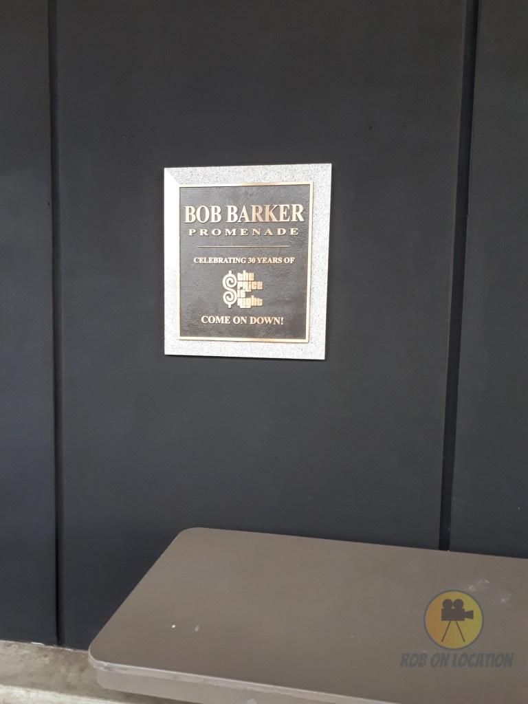 The Bob Barker Studio