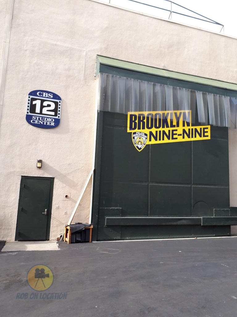 Brooklyn Nine-Nine Soundstage