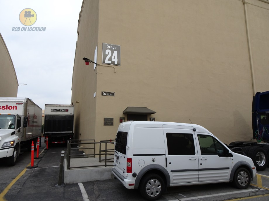 Warner Bros Stage 24 Full House