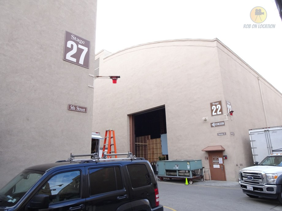 Warner Bros Soundstages