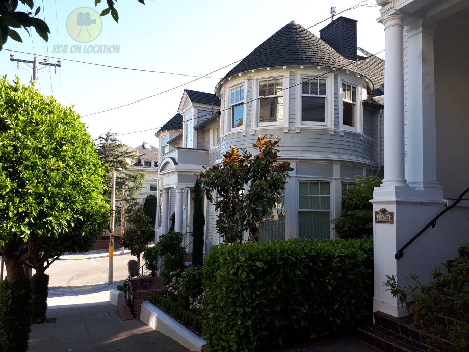 the house in San Francisco