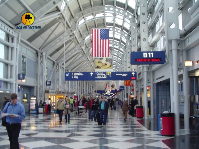 O'hare Airport ORD