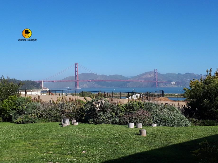 Lucasfilms Golden Gate Bridge