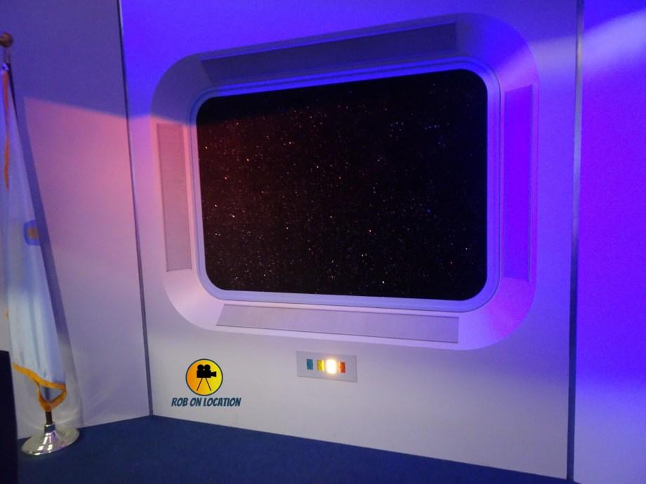 Star Trek conference room