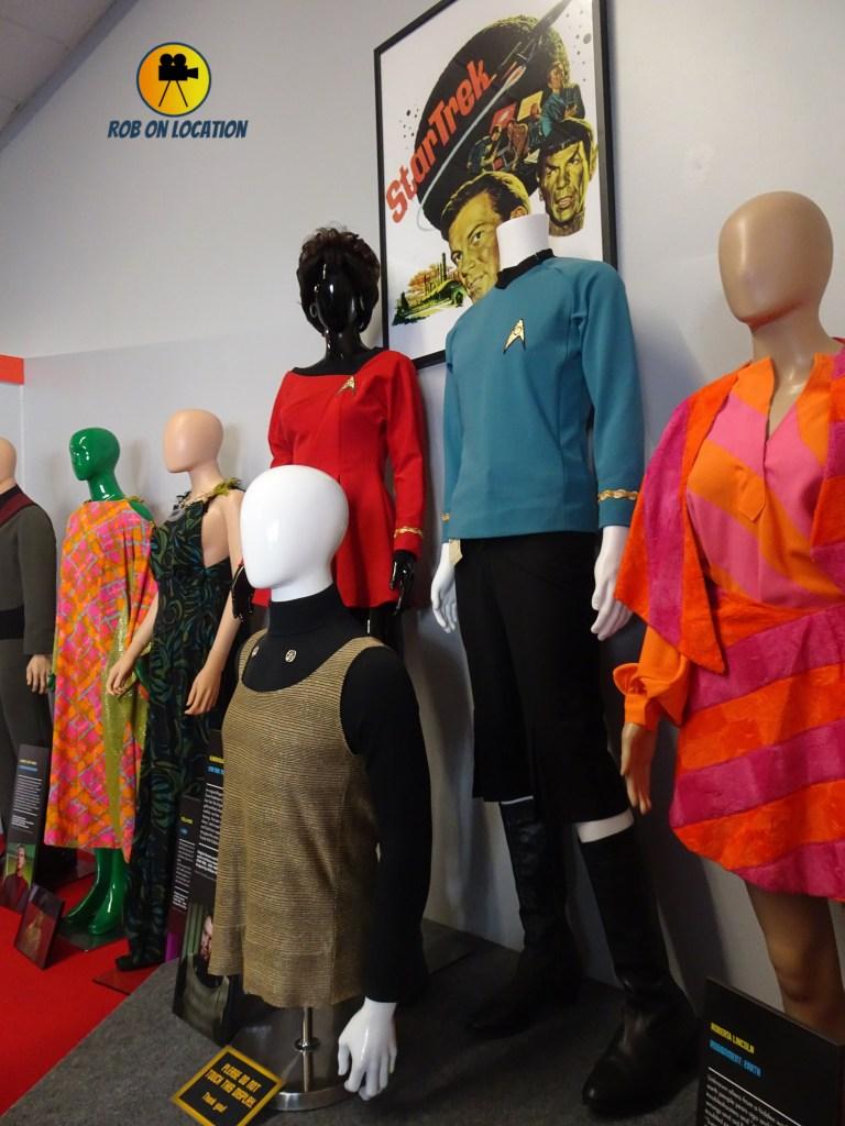 Star Trek original costumes