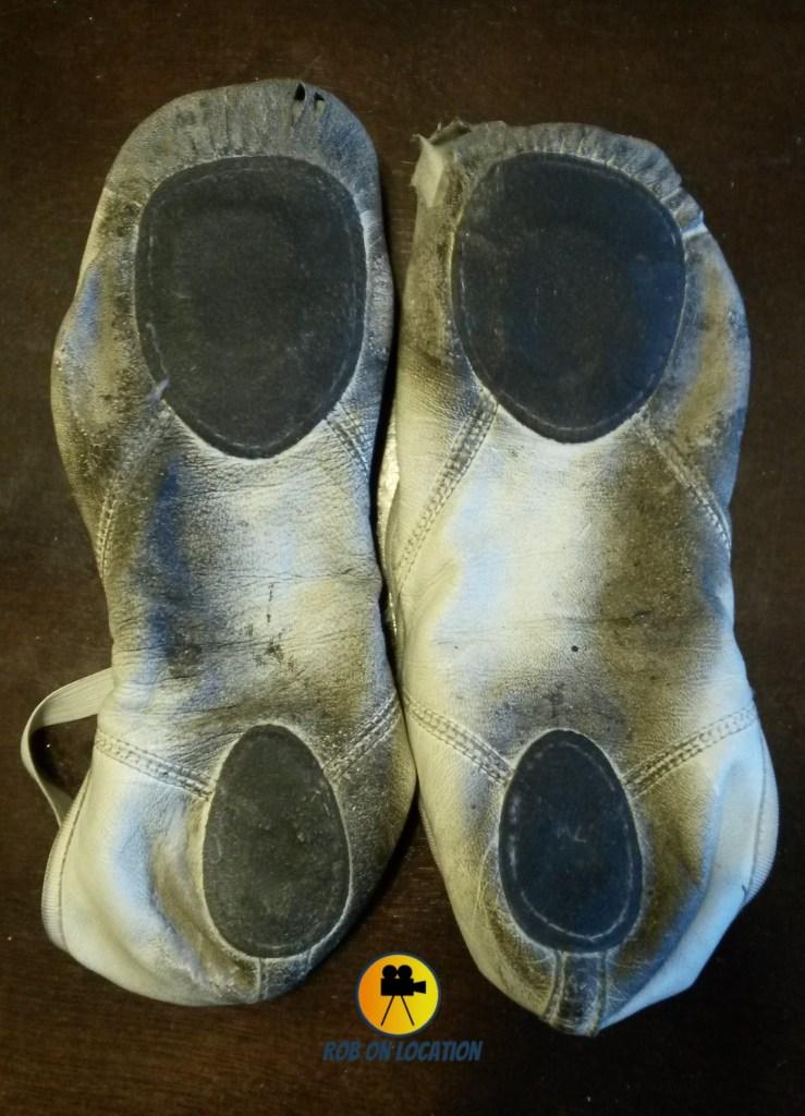 Billy Elliot ballet shoes