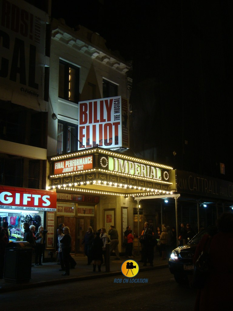Billy Elliot The Musical Broadway