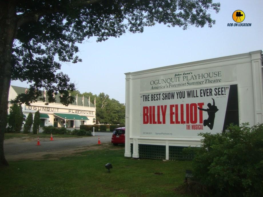 Billy Elliot The Musical Ogunquit