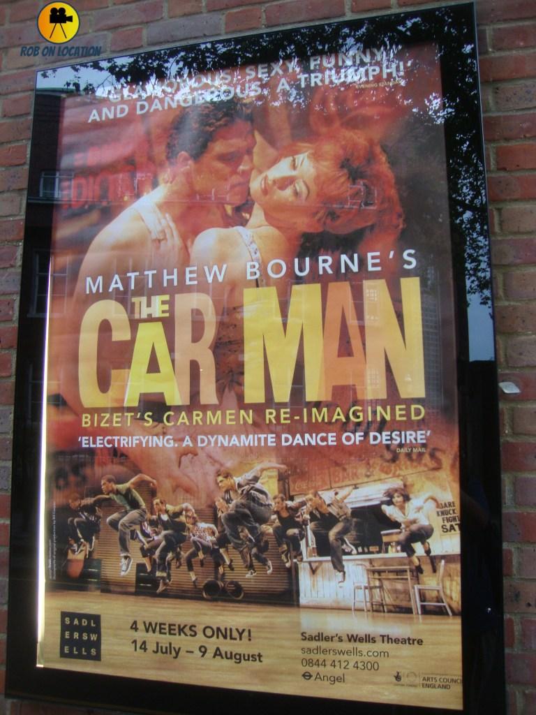 The Car Man Liam Mower