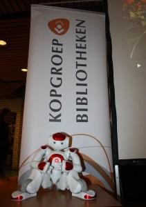 Robots op internationale vrouwendag