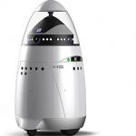 Robots als bewakers; laat ze je niet betrappen