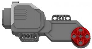 Большой мотор конструктора Lego mindstorms