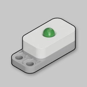 ロボットプログラミング 教材 ROBOTAMI MICS LED緑