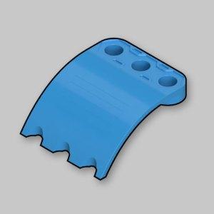 ロボットプログラミング 教材 ROBOTAMI 曲面板