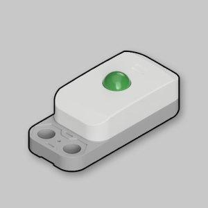 ロボットプログラミング 教材 ROBOTAMI AL LED緑