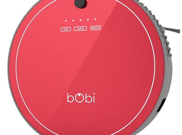 The bObsweep bObi Pet Robotic Vacuum Cleaner for Pet Hair